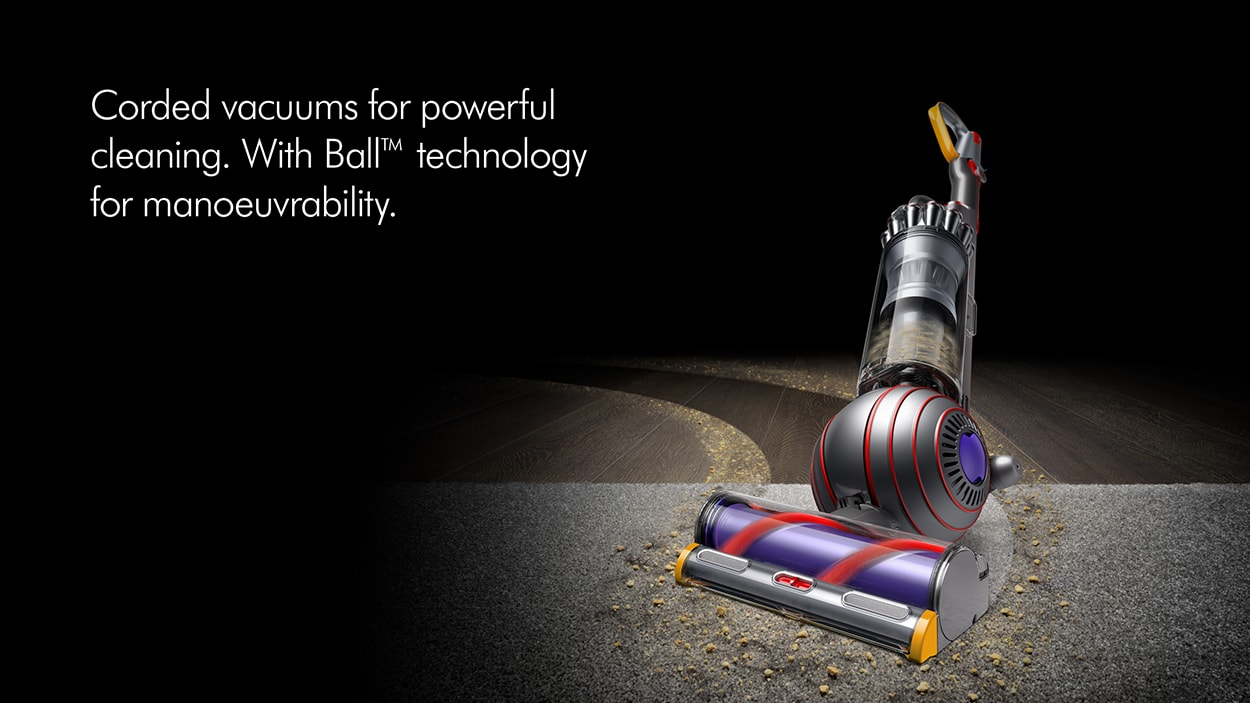 Dyson corded ball vacuums